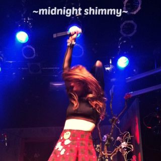 midnight shimmy