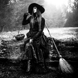 The witch from the countryside