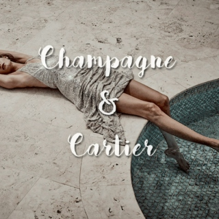 Champagne & Cartier