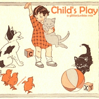 Child's Play - a Glitterjunkies Mix