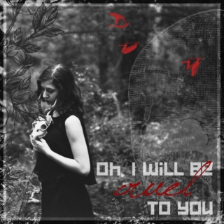 Oh, I will be cruel to you, Marya Morevna (Deathless fanmix)