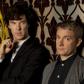 Words That We Couldn't Say: A Johnlock Playlist