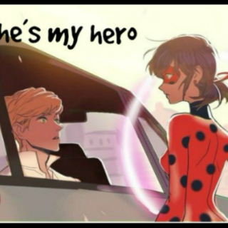 She´s my hero