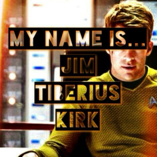 "Jim ""IT'S CAPTAIN"" Kirk"