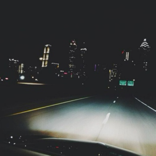 let's just drive.