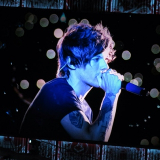 i love louis, he makes me happy and these songs do too