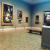 Empty Spaces in Art Museums