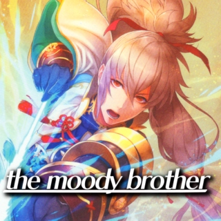 the moody brother