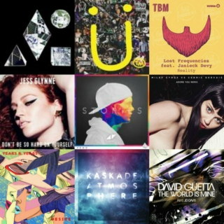 House, Dance, Electro music 2016