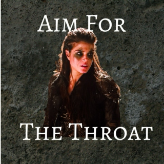 Aim For The Throat