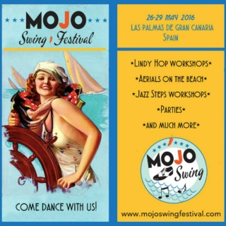 LindyHop with Mojo Swing