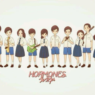 hormones the series ost