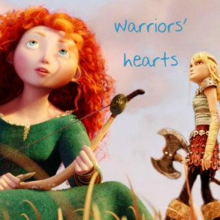 warriors' hearts