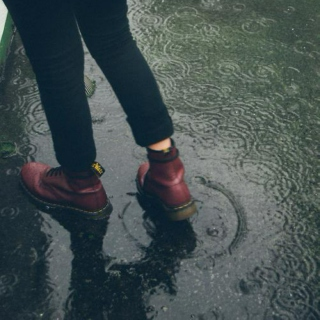 created by the influence of rainy weather