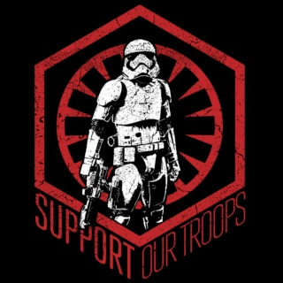 Welcome to the First Order