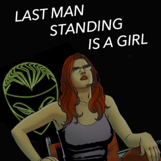 last man standing is a girl