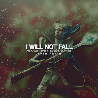 I Will Not Fall