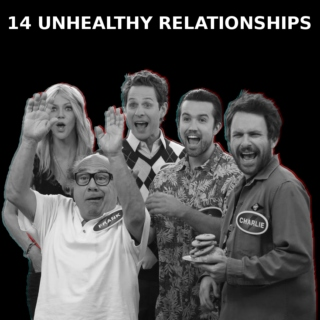 14 unhealthy relationships