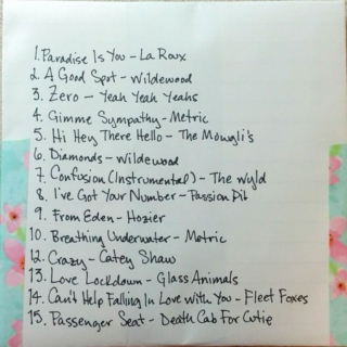 mix cd for devon!!!