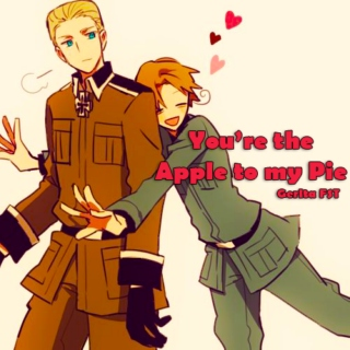 You're the Apple to my Pie