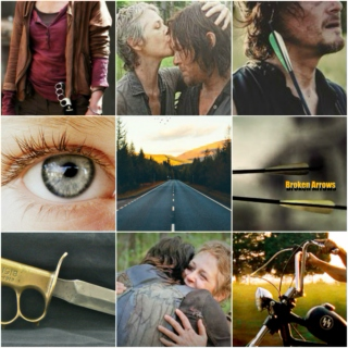 Broken Arrows (A Caryl Fan Mix)