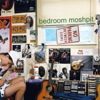 bedroom moshpit