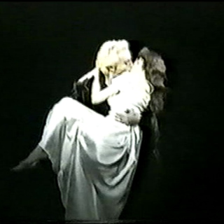 If you wanna go to heaven you should fuck me tonight (Elisabeth/der Tod)