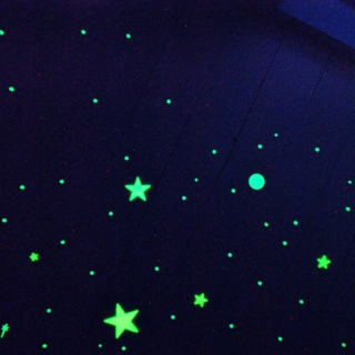 Count the Constellations on My Ceiling with Me