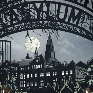 welcome to arkham