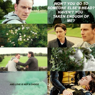 Peace was Never an Option- Cherik playlist