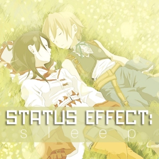 status effect: sleep