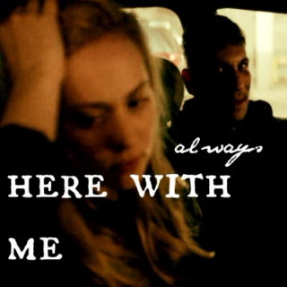 always here with me: a kastle playlist