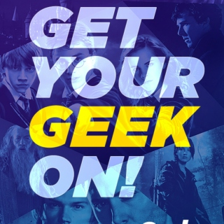 Gone to GeekyCon: A GeekyCon 2015 Mix