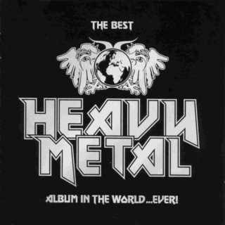 Selection of the best heavy metal songs