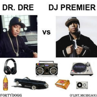 Dr. Dre vs DJ Premier (Boom Bap vs G-Funk) Clean Version