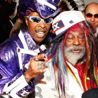 Featuring: George Clinton