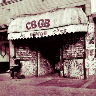 CBGB at its best...