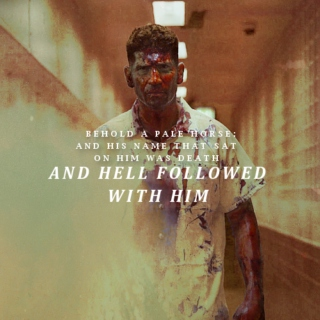 And Hell Followed With Him