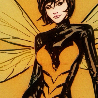 Janet van Dyne; The Wasp; You Better Love Her
