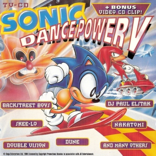 Sonic Dance Power V