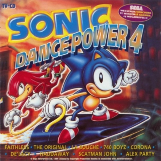 Sonic Dance Power IV