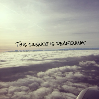 This Silence Is Deafening