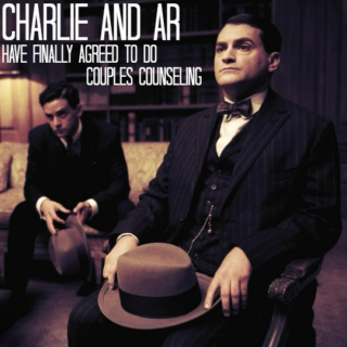 Charlie and AR Have Finally Agreed to Do Couples Counseling