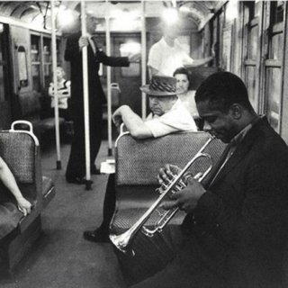 riding the jazz train