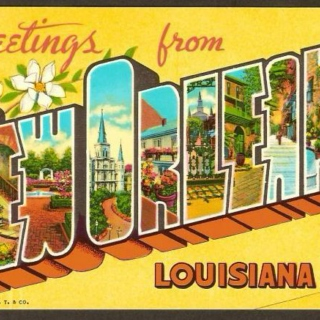 Gramtastic Voyage to New Orleans