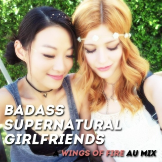 Badass Supernatural Girlfriends