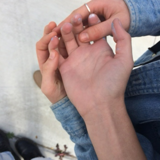 take my hand, take my whole life