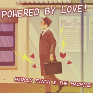 POWERED BY LOVE!