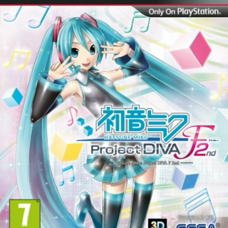 Project Diva Fnd2