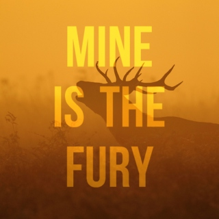 • mine is the fury •